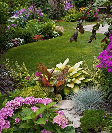 Happy House Construction LLC Residential Garden Design