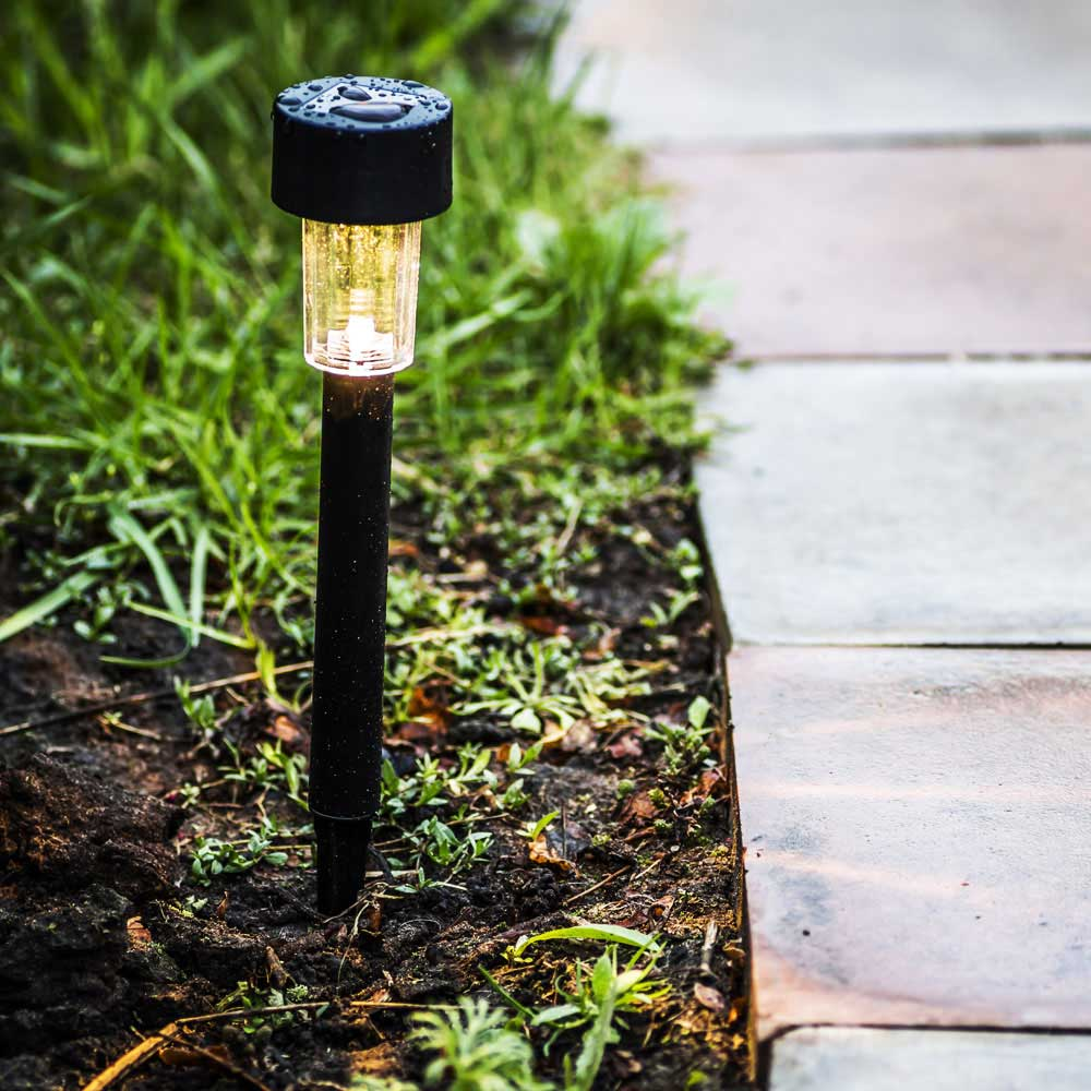 Residential Landscape Lighting Service