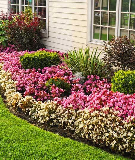 Happy House Construction LLC Residential Garden Design