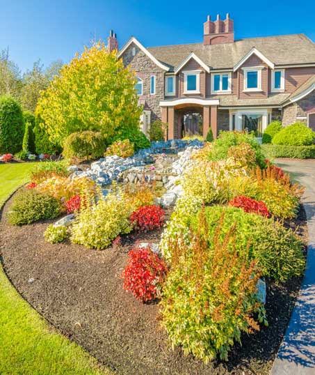 Happy House Construction LLC Residential Landscape Construction
