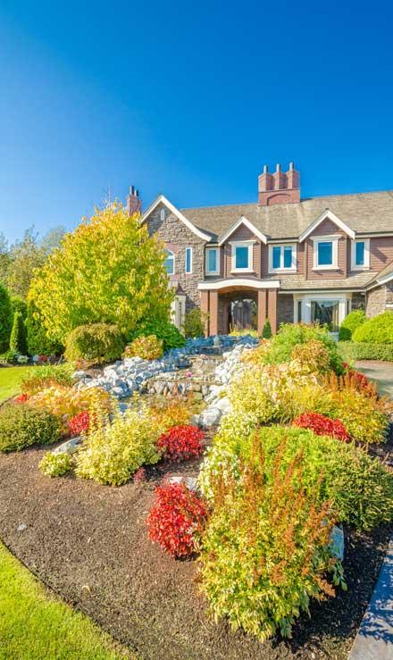 Happy House Construction LLC Residential Landscape Construction