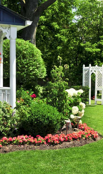 Happy House Construction LLC Residential Landscaping
