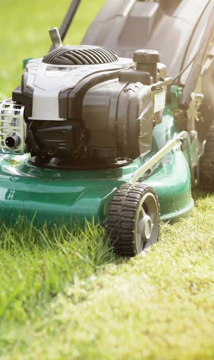 Happy House Construction LLC Residential Lawn Mowing